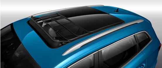 售价10.68-13.68万元 捷达VS7树立合资中型SUV市场价值标杆